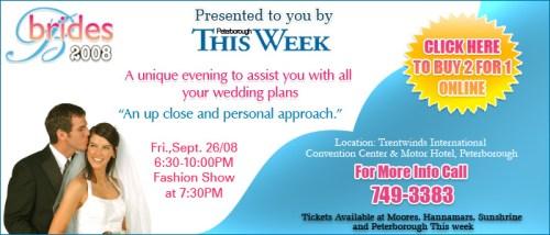 Peterborough Bridal Show