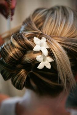 Bridal Updo Style1