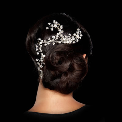 Toni Federici Headpieces for Weddings, Hair clip