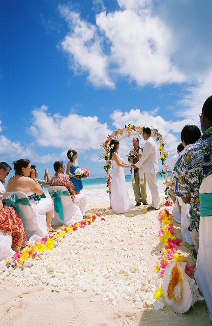 Beach Theme Wedding Ideas | Bay of Quinte Wedding Planner