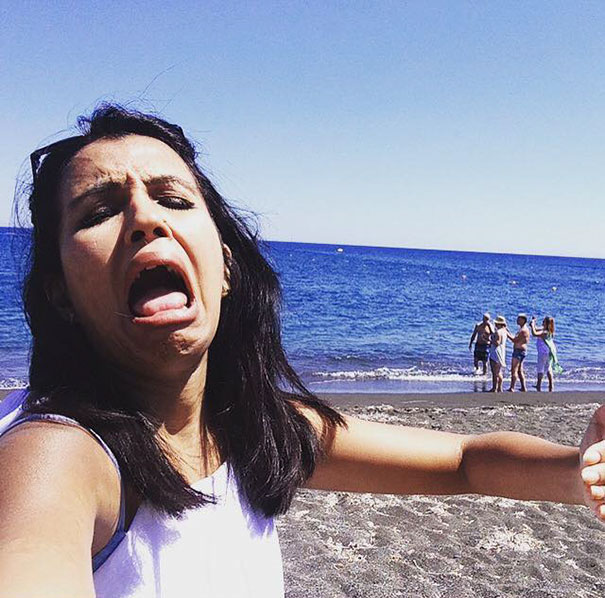 Honeymoon for one (the story of Huma Mobin and her viral solo honeymoon photos) 13