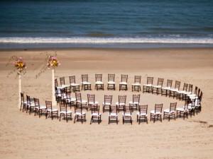 Wedding ceremony seating ideas 3
