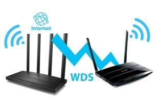 WDS Bridge Router Wireless - HerwinLab
