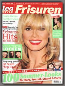 Herz Hair Design Presseveröffentlichungen