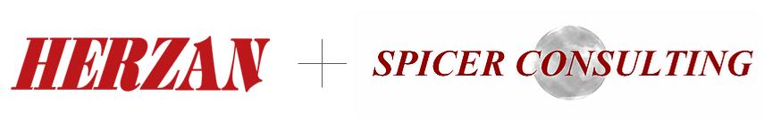 Herzan + Spicer Consulting Logo