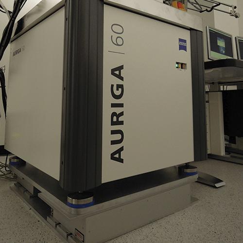 AVI-600M Supporting Carl Zeiss Auriga SEM