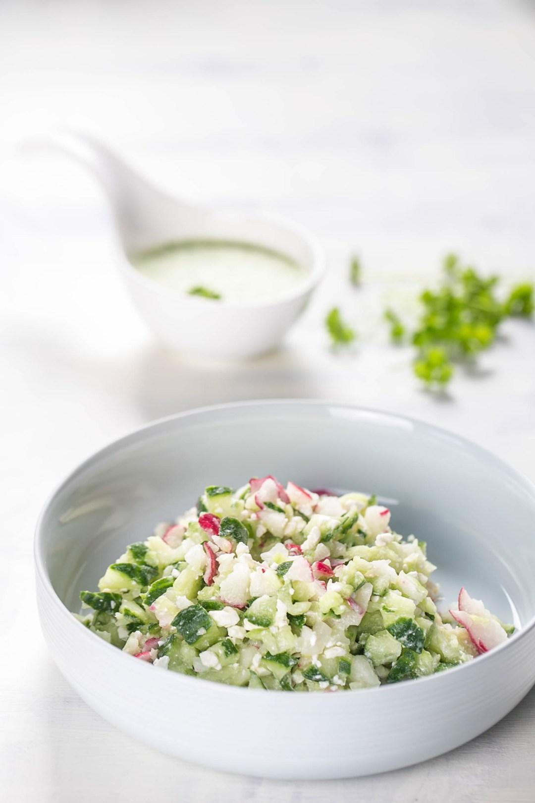 Gurkensalat aus dem Thermomix®