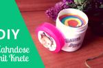 Zahndose Do It Yourself Basteln machen schmücken dekorieren DIY
