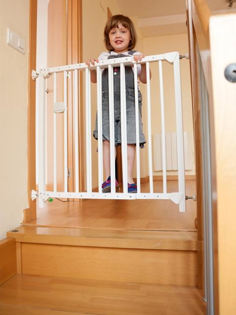 Alles was Treppen sicherer macht