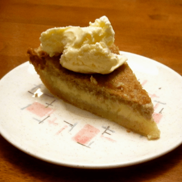 Jerrad's Buttermilk Pie
