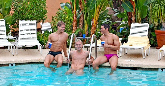 clothing gay optional resort