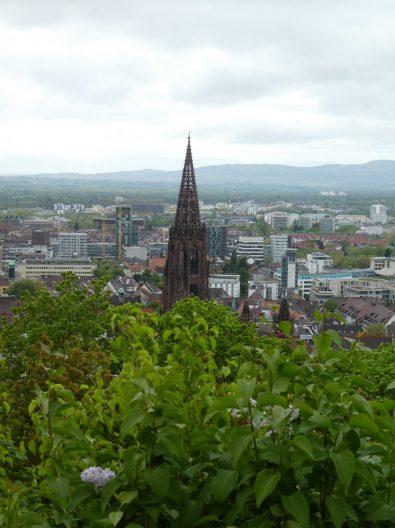 Schlossberg City Views Freiburg