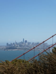 Battery Spencer Viewpoint in San Francisco by hesaidorshesaid