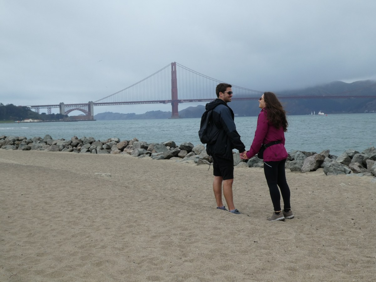 Crissy Field in San Francisco by hesaidorshesaid