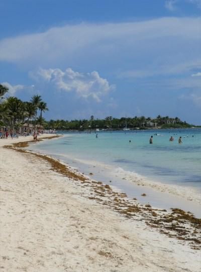 Mexico Akumal Beach by hesaidorshesaid