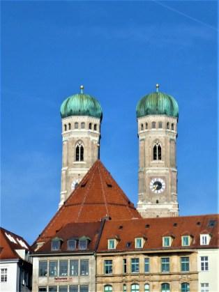 Frauenkirche Munich Germany