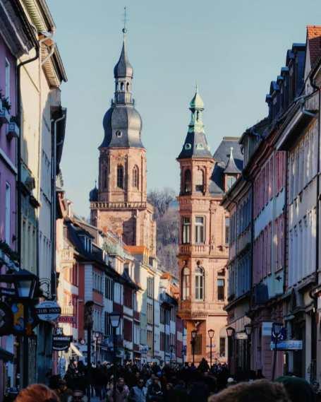 Europe's Longest Shopping Street