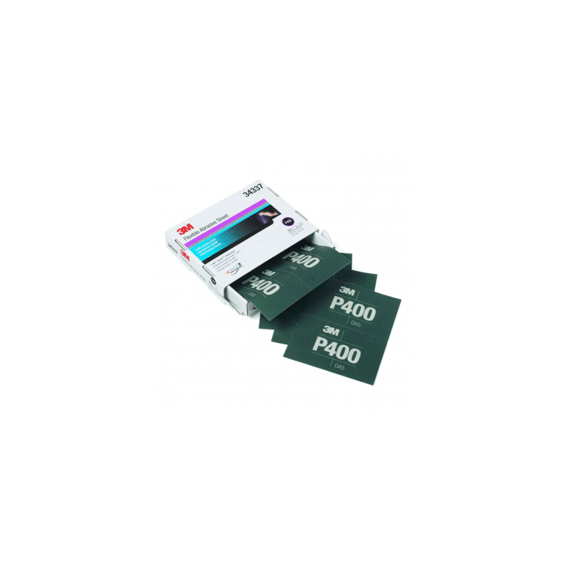 3M Flexibla ark P400 - P1500