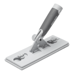Låsbart slipverktyg