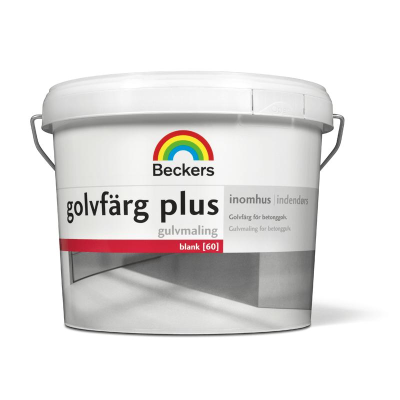 Golvfärg Plus
