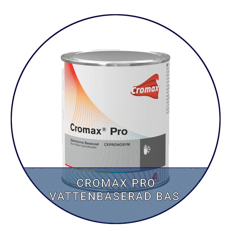 Cromax Pro Vattenbaserad Baslack