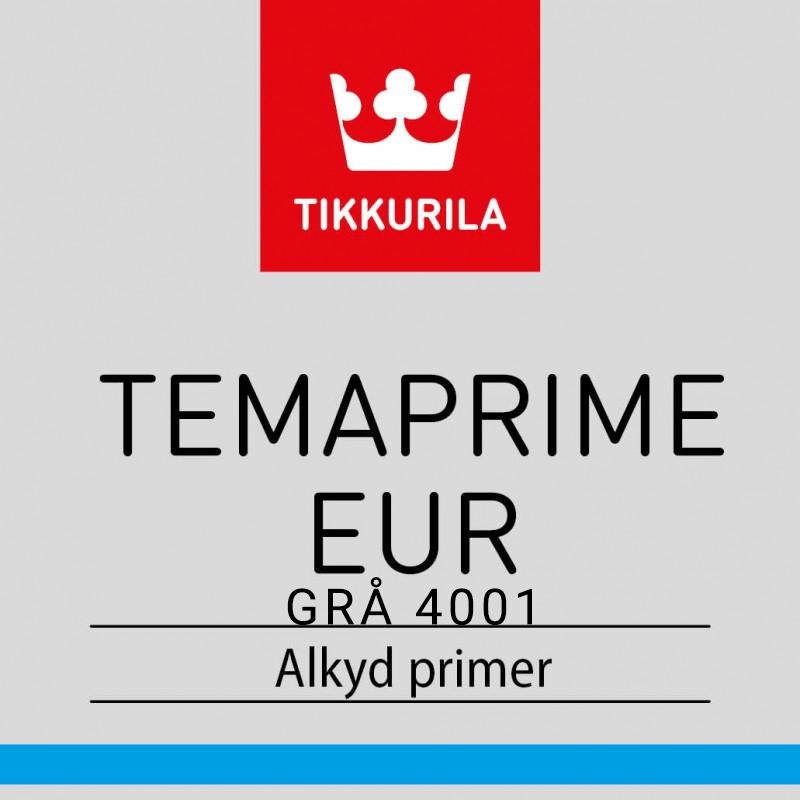 Temaprime EUR Grå 4001 20L