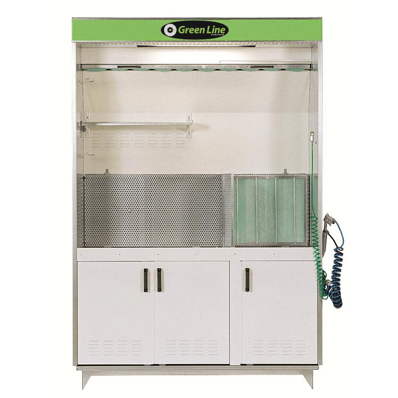 Green Line Kombi tvätt- och mixskåp