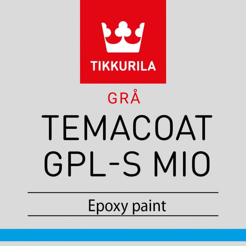 Temacoat GPL-S MIO Grå 16L