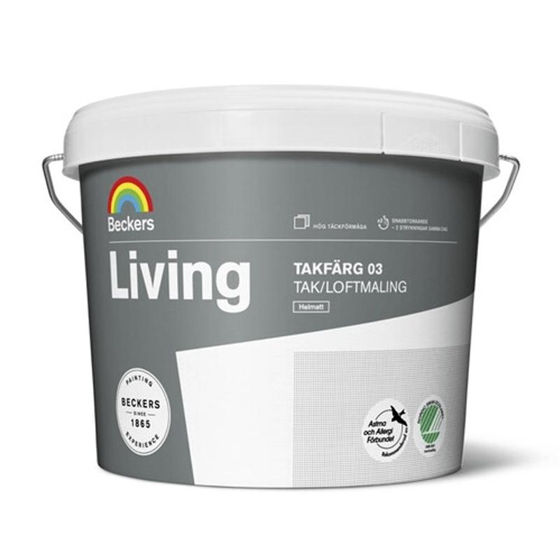 Living Takfärg 1L & 3L