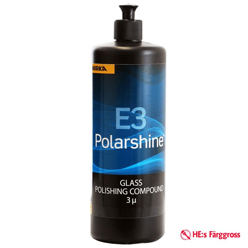 Polarshine E3 Glass Polermedel