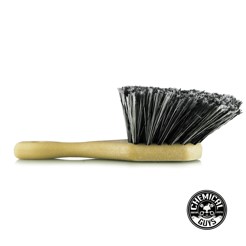 Short Handle Wheel Brush