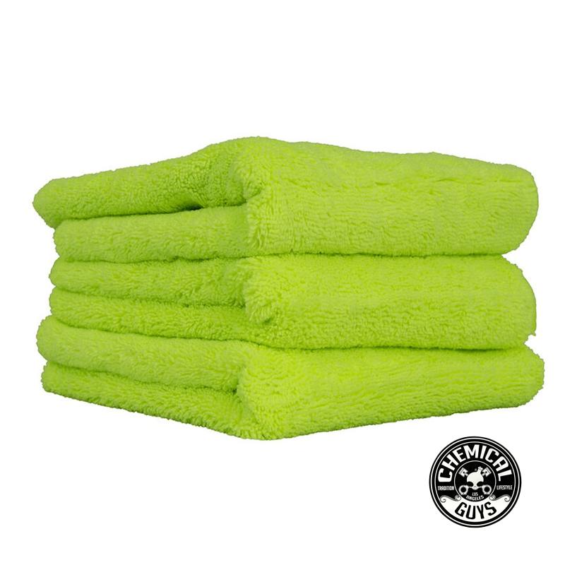El Gordo Microfiber Towel 3-pack