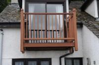 Hardwood Balcony | Premium Quality Timber Buildings ...