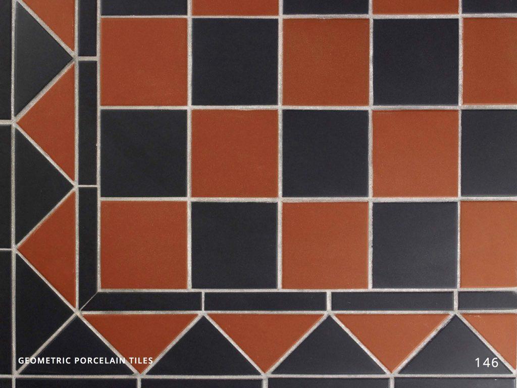 Geometric Porcelain Tiles  H  E Smith Ltd Hanley