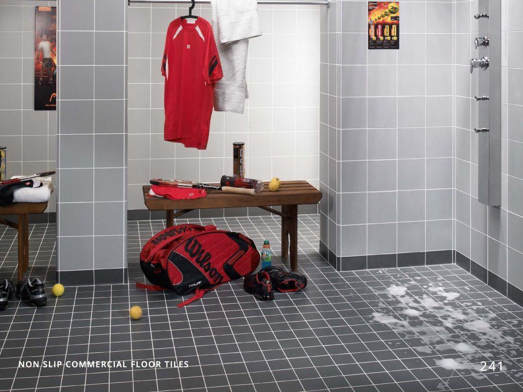 non slip commercial floor tiles h e