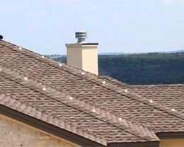 New Construction solar flashing