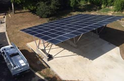 Commercial Solar Carport