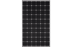 LG NeON2 series solar panel