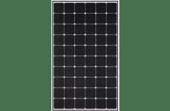LG NeON2 series solar panels