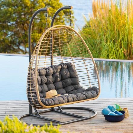 fauteuil suspendu fauteuil de jardin