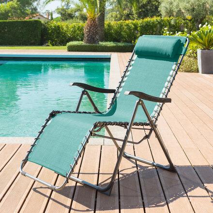 fauteuil relax de jardin silos emeraude hesperide com