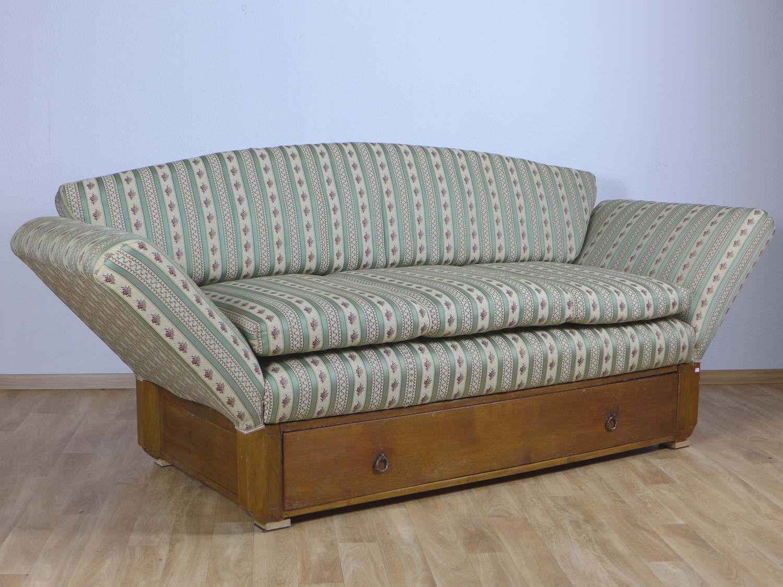 biedermeier sofa zu verkaufen leather cleaner singapore eiche 19 jh bezug online kaufen bei
