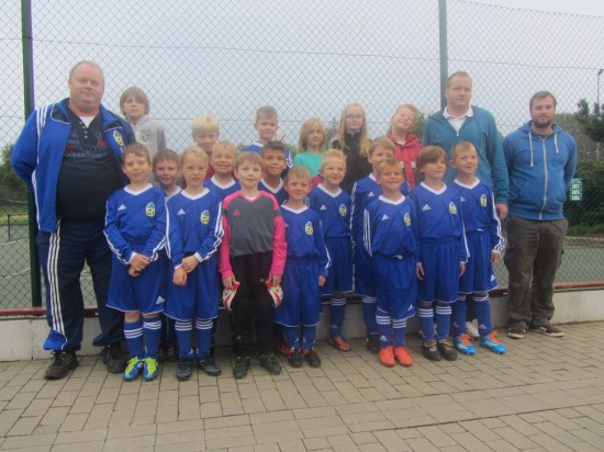F-Junioren Saison 2014/2015