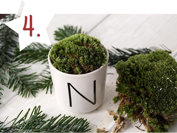 Tischdeko Natur Tischdeko Hochzeit Vintage Natur Wei Set