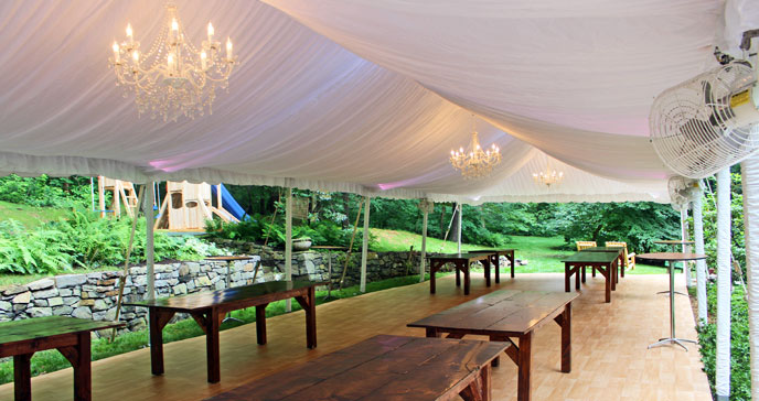chair rentals in md childrens desk and set uk event tent tents for rent rental service pa elegant party