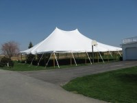 60' Tents for Rent from Hess Tent Rental