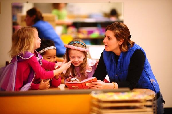 Early Childhood Education Preschool - Hesston College