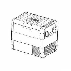 spare parts to car mobile fridge Waeco CFX65, CFX65DZ 12