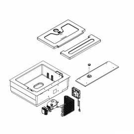 Spare parts to fridge IndelB TB 28AM Renault Premium DXI