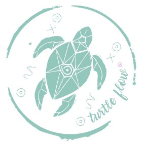Turtle flow Logo